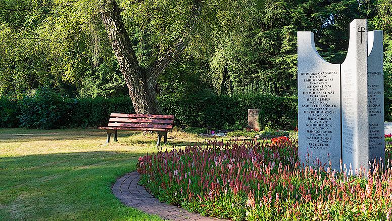 Friedhof Eichhof Kiel