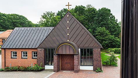 Kirche Boostedt
